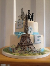 "Paris ""Will You Marry Me"""