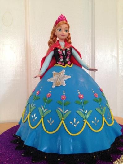 """Anna """"Frozen"""""""
