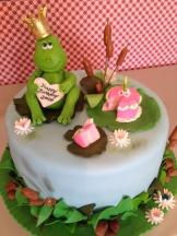 Happy Birthday Froggy Prince