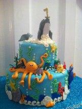 Underwater 1st Birthday